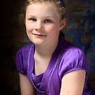 My beautiful girl by Karen Scrimes