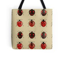 Coccinellidae entomology studies fig. 11 Tote Bag