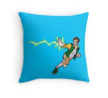 Zach Jacobs (Zeus) Throw Pillow