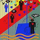 BeBop #2 by Dick  Iacovello