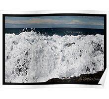 Marshmallow Rocks.......... Poster