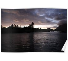 Lord Howe Island Dawn Poster