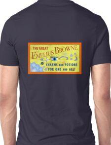 The Great Emelius Browne! Unisex T-Shirt