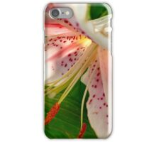 Asiatic Lily iPhone Case/Skin