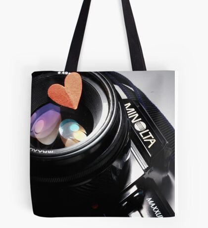 Film At It's Finest Tote Bag