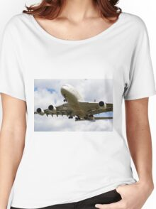 Etihad Airbus A380 Women's Relaxed Fit T-Shirt