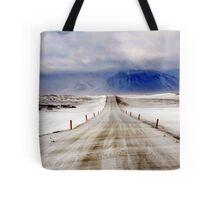 Icelandic Open Road Tote Bag