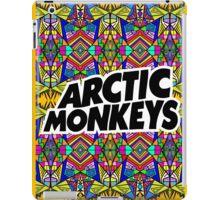 Arctic Monkeys - Trippy Pattern iPad Case/Skin