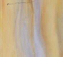 Scribbly Gum Tryptch II by Marilyn Brown