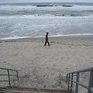 Lonely beach by Jacker