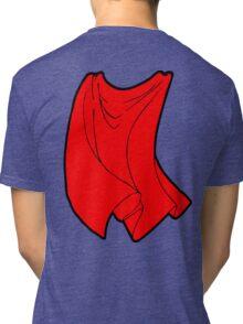 Superhero Cape Tri-blend T-Shirt