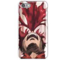 Punchline Blood Shoot Yuta iPhone Case/Skin