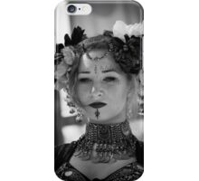 Gypsy Girl  iPhone Case/Skin