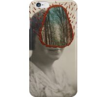 Forest Woman iPhone Case/Skin