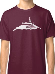 Space Mountain Icon Classic T-Shirt
