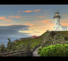 Cape Byron Lighthouse by Adam Gormley