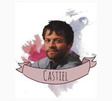 CASTIEL banner by juahern