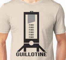 "DEATH GRIPS - ""GUILLOTINE"" Unisex T-Shirt"