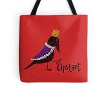 Upstart Crow Tote Bag