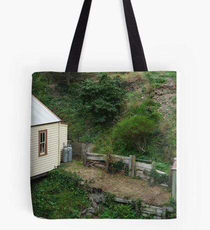 Outhouse,Walhalla Tote Bag