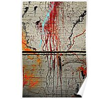 Spew wall Poster