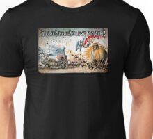 Mad Max, Fury Road, Art, joe badon, tom hardy, furiosa, furiousa, charlize theron, george miller, road warrior, beyond thunder dome, Max Rockatansky Unisex T-Shirt