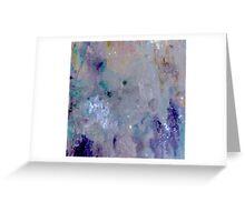 Layered Abstract Greeting Card