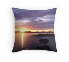 Perfect Evening Throw Pillow