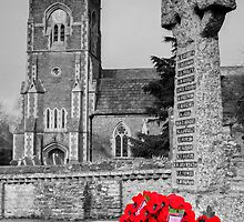 We Remember Them - Slinfold, Sussex by Colin J Williams Photography