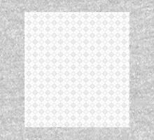 Kingdom Hearts logos pattern white Unisex T-Shirt