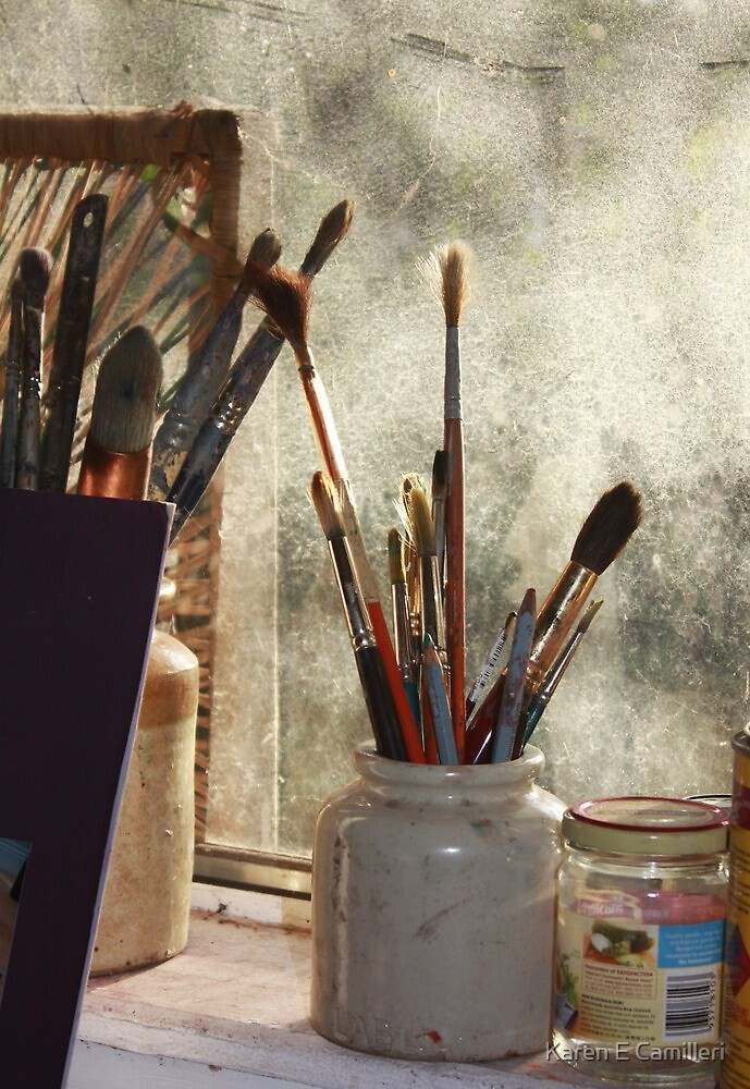Tools of the trade by Karen E Camilleri
