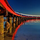 """Boardwalk Reflections"" by Phil Thomson IPA"