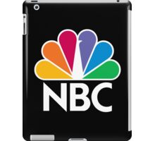 NBC Logo - White iPad Case/Skin