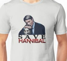 Save Hannibal Unisex T-Shirt
