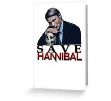 Save Hannibal Greeting Card
