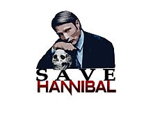 Save Hannibal Photographic Print