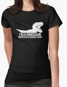 """Dinosaur on the inside"" lighter edit T-Shirt"