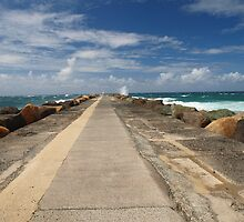 Risky Beacon - The Spit, Gold Coast  QLD by Specka