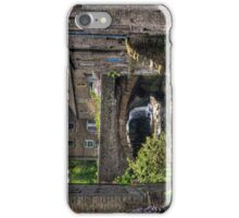 Bridge in Hawes iPhone Case/Skin
