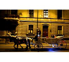 Good Evening Krakow Photographic Print