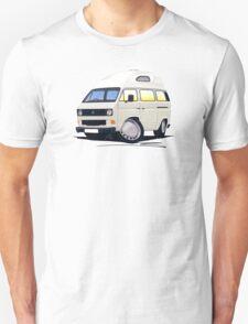 VW T25 / T3 (High Top) White T-Shirt