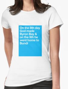 Bondi Womens Fitted T-Shirt