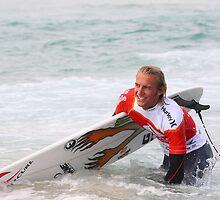 Surfing Champion by Ann Barnes