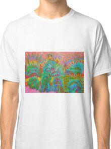 Aztec Multicolor Crazy Classic T-Shirt