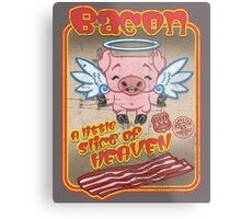BACON! Metal Print