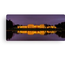 The House - Old Parliament House, Canberra Australia - The HDR Experience Canvas Print