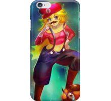 Super Peach iPhone Case/Skin