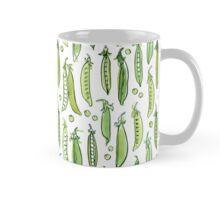 Watercolor Green pea Mug
