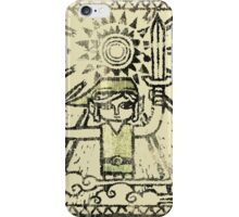 The Hero of Time - Zelda WW iPhone Case/Skin