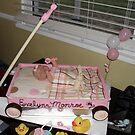 Baby shower cake by mltrue